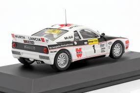diecast miniatures Lancia 037 1983 1:43 CMR