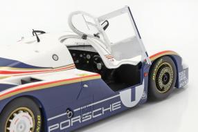 diecast miniatures Porsche 956 LH 1982 1:18 Solido