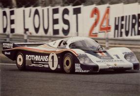Porsche 956 LH 1982 No. 1, copyright: Porsche AG