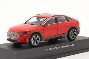 Audi e-tron Sportback 1:43 iScale