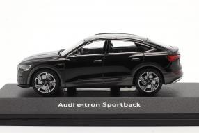 diecast miniatures Audi e-tron Sportback 1:43 iScale