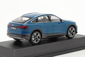 modellautos Audi e-tron Sportback 1:43 iScale