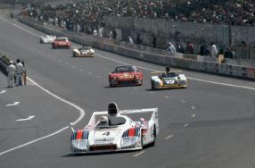 Porsche 936/77 in Le Mans, copyright Foto: Porsche AG