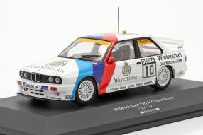 BMW M3 Sport Evolution DTM 1992 Soper 1:43