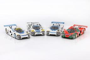 diecast miniatures Mazda 787B 1:18 CMR