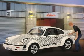 Porsche 911 Röhrl 1:18, copyright Fotos: Schuco
