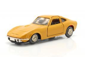 Opel GT Micro Racer 1:40, etwa 12 cm