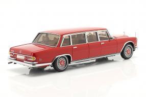 CMC Mercedes-Benz 600 W100 Pullman 1972 1:18 CMC