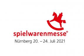 Logo Spielwarenmesse 2021