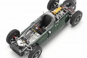 miniatures Cooper T51 1959 1:18 Schuco