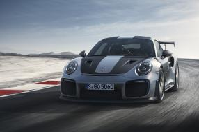 Porsche 911 GT2 RS Weissach Package 2018, copyright Foto: Porsche AG