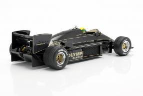 automodelli Lotus 97T 1985 1:18 Senna