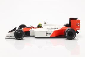Modellautos McLaren MP4/4 No. 12 1:18