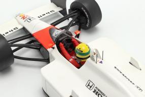 modelcars McLaren MP4/4 No. 12 1:18