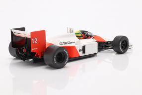 automodelli McLaren MP4/4 No. 12 1:18