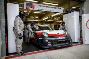 Porsche 911 RSR Le Mans 2018, Porsche 911 RSR Le Mans 2018, copyright Foto: Porsche AG