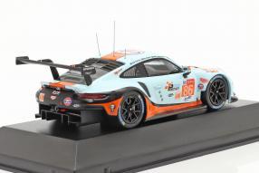 modelcars Porsche 911 RSR No. 86 Le Mans 2018 1:43 Ixo