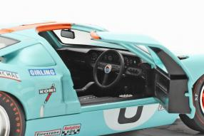 modelcars Ford  GT40 No. 6 winner Le Mans 1969 1:18 Solido