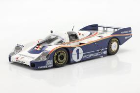 Porsche 956 winner 24h Le Mans 1982 1:18 Solido