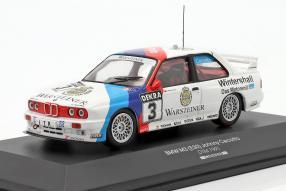 modelcars BMW M3 E30 DTM 1991 1:43 CMR