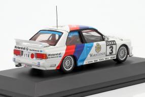 diecast miniatures modelcars BMW M3 E30 DTM 1991 1:43 CMR
