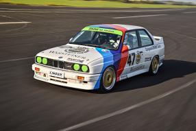 BMW M3 E30 DTM, copyright Foto: BMW AG, pressclub