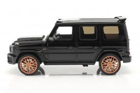 miniatures Brabus 800 Black & Gold Edition 2020 1:18