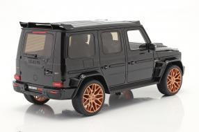 modelcars Brabus 800 Black & Gold Edition 2020 1:18