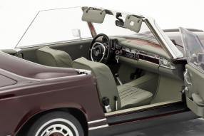 modelcars Mercedes-Benz 280 SL 1968 1:18 Schuco