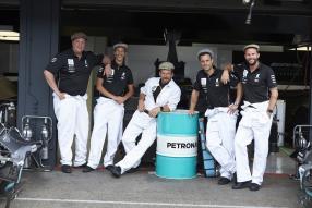 Mercedes-AMG Petronas Team Grand Prix F1 2019, copyright: Daimler AG