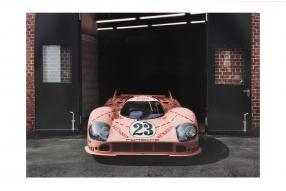 Poster Set Porsche 917/20 pink pig