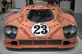 Porsche 917/20 1971 pink pig, copyright Foto: TJ