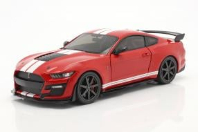 Ford Mustang GT500 Fast Track 2020 1:18 Solido