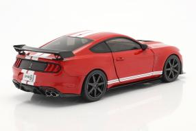 Modellautos Ford Mustang GT500 Fast Track 2020 1:18 Solido