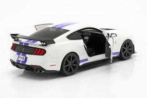 modelcars Ford Mustang GT500 Fast Track 2020 1:18 Solido