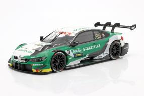 BMW M4 DTM 2019 Wittmann 1:18 Norev