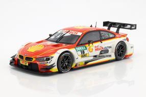BMW M4 DTM 2016 Farfus 1:18 Norev
