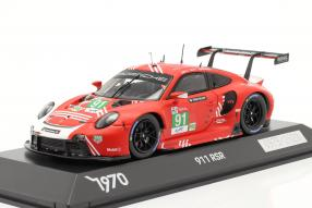 Porsche 911 RSR 2020 No. 91 1:43