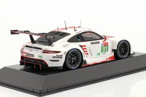 miniatures Porsche 911 RSR 2020 No. 91 1:43