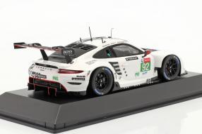 modelcars Porsche 911 RSR 2020 No. 92 1:43