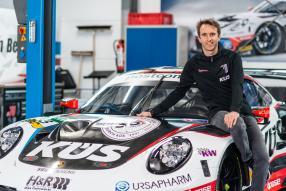 Porsche 911 GT3 R, Timo Bernhard / Foto: Team75 Motorsport, Gruppe C Photography
