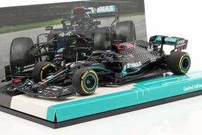 Lewis Hamilton Mercedes-AMG F1 W11 1:43 Minichamps