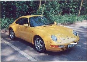 Porsche 911 993 1994, copyright Foto: TJ