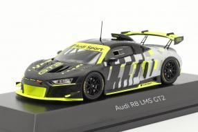 Audi R8 LMS GT2 Präsentation 1:43 Spark