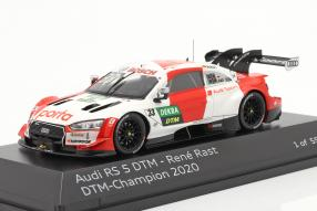 Audi RS 5 DTM 2020 Rast 1:43