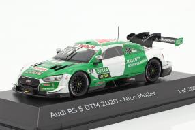 modelcars Audi RS 5 DTM 2020 Müller 1:43