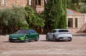 Porsche Taycan Cross Turismo 2021, copyright Foto: Porsche AG