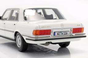 diecast miniatures Mercedes-Benz 450 SEL 6.9 1975 1:18
