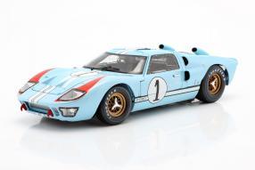 diecast miniatures Le Mans 66 collectors set 1:18