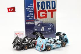modelcars Le Mans 66 collectors set 1:18